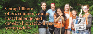 ROOTS Summer Camp banner