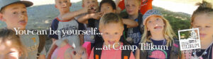 You can be yourself at Camp Tilikum.