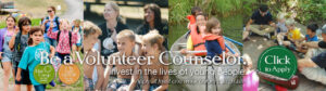 High School Summer Staff applications being accepted.
